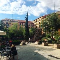 Plaza Dos de Mato